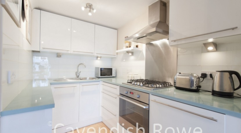 Gloucester Mews  Bayswater  W2 Property Kitchen