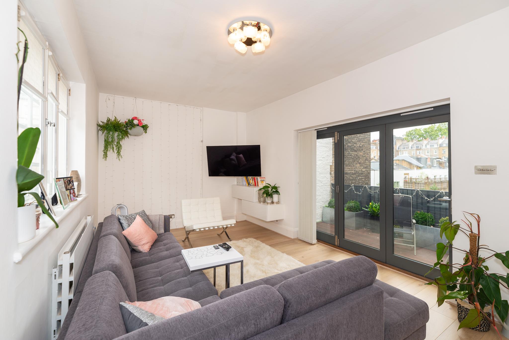 Westbourne Terrace, W2