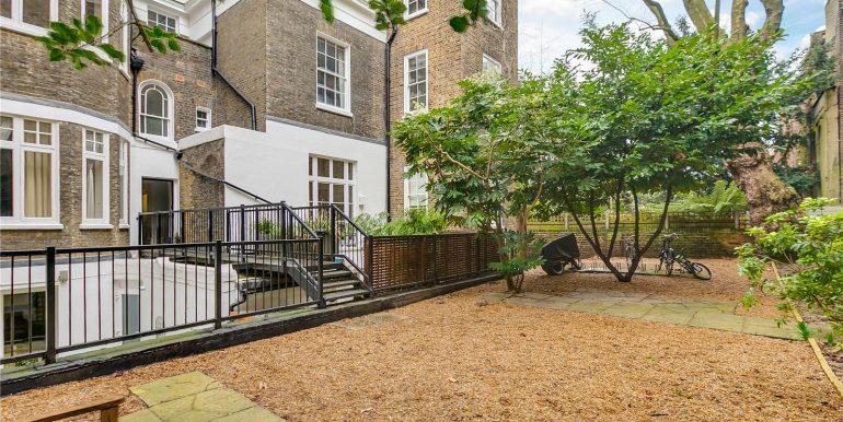 11 craven hill private gardens