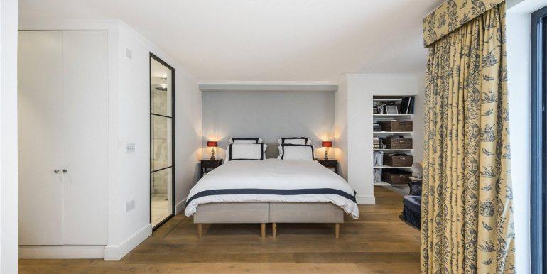 main bed new